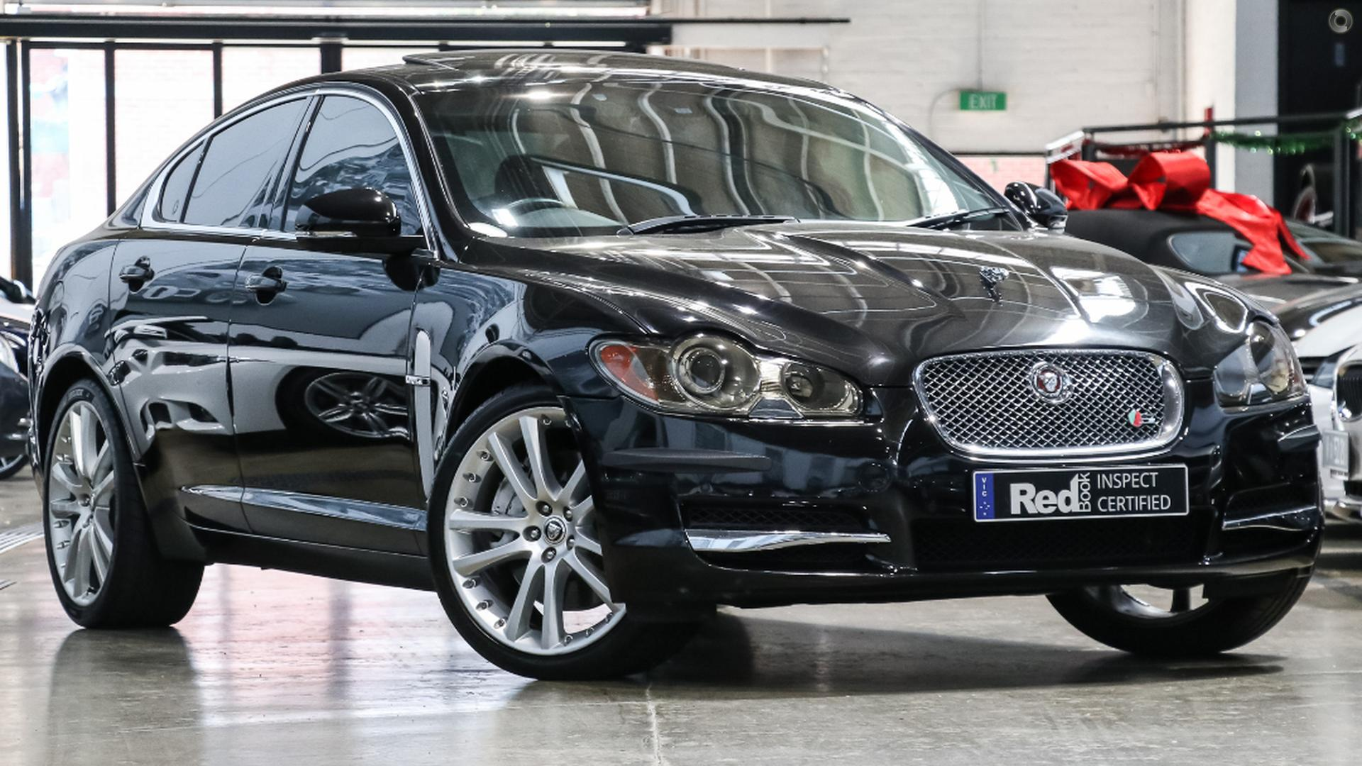 2009 Jaguar XF Luxury X250