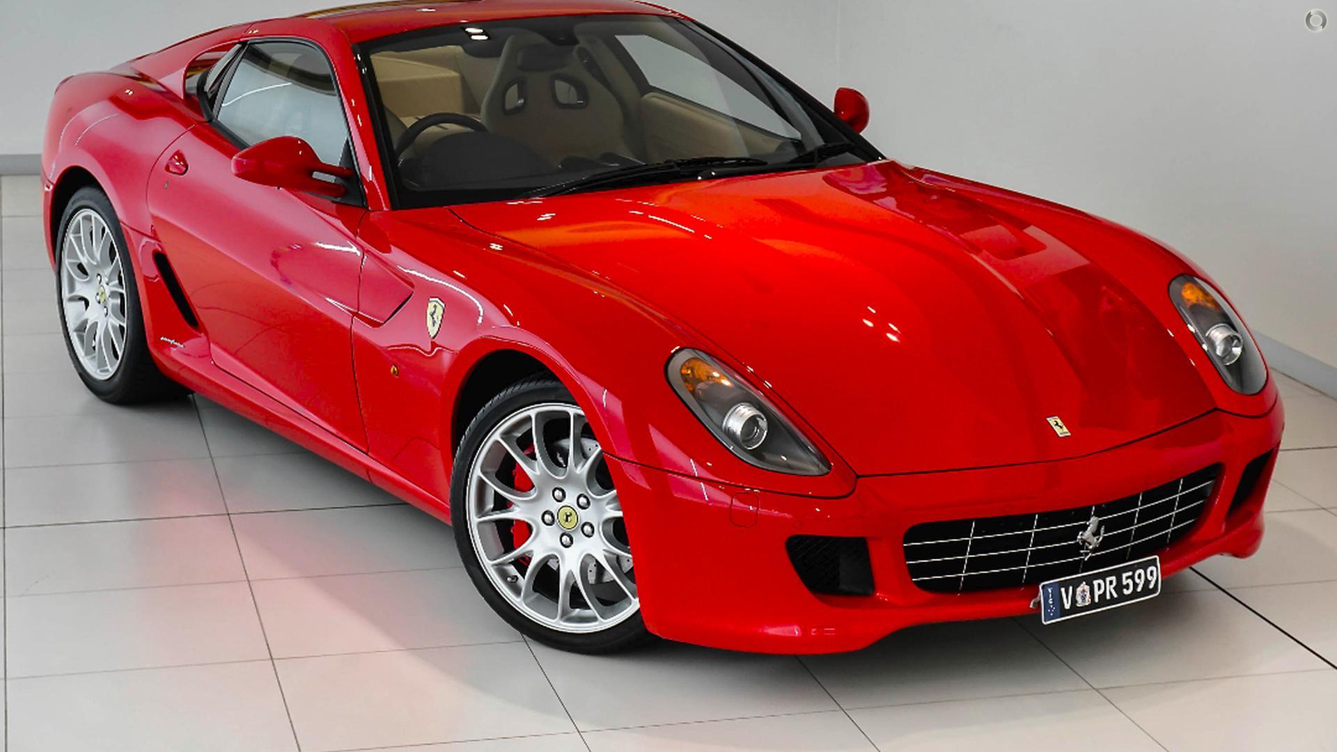 2007 Ferrari 599 Fiorano GTB (No Series)
