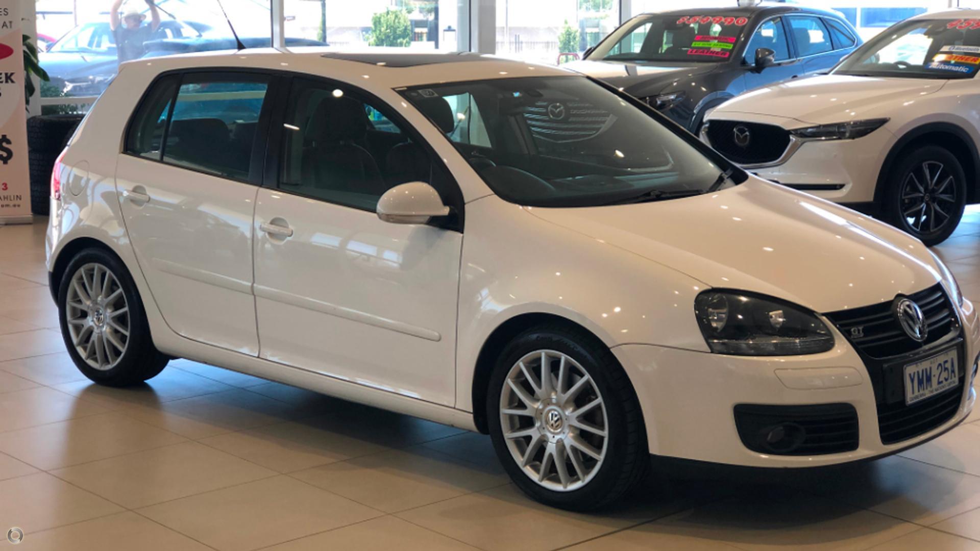 2008 Volkswagen Golf GT Sport V