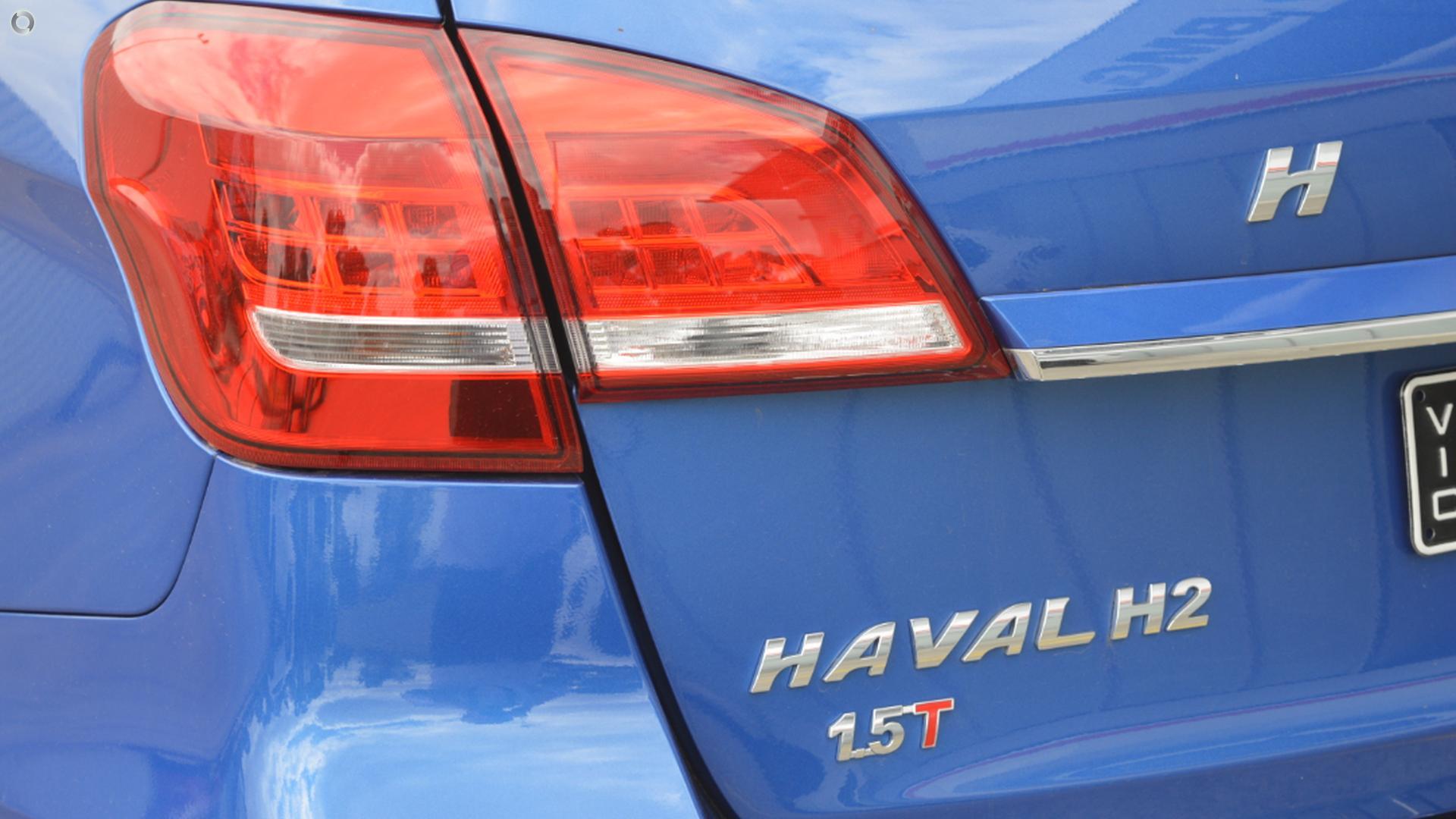 2018 Haval H2 LUX (No Series)