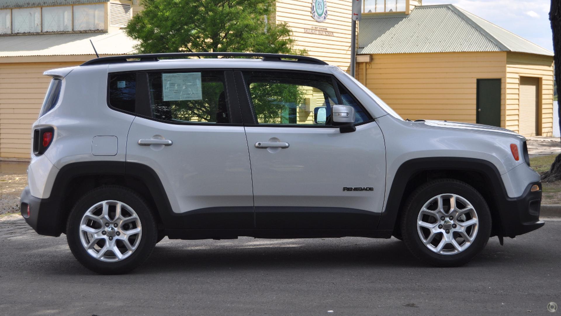 2015 Jeep Renegade Longitude BU