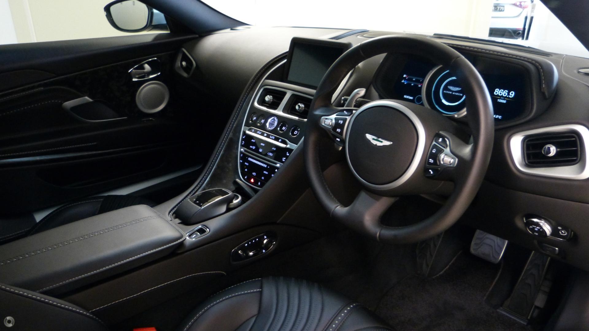 2017 Aston Martin DB11  (No Series)