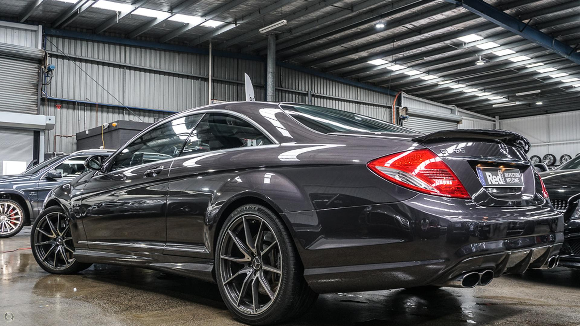 2008 Mercedes-Benz CL65 AMG C216