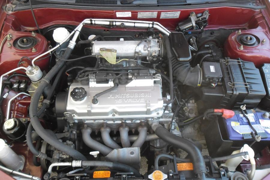 2000 Mitsubishi Lancer VR-X GLi CE2