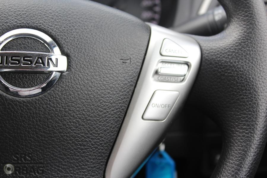 2015 Nissan Pulsar ST B17 Series 2