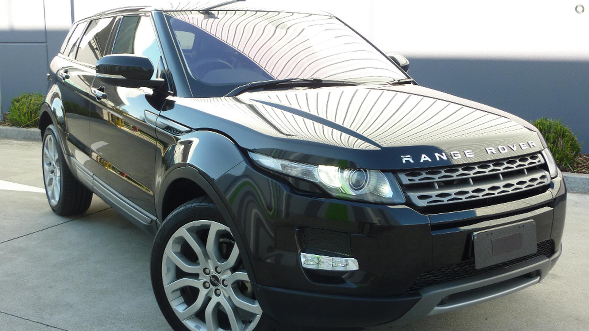 2012 Land Rover Range Rover Evoque SD4 Pure L538