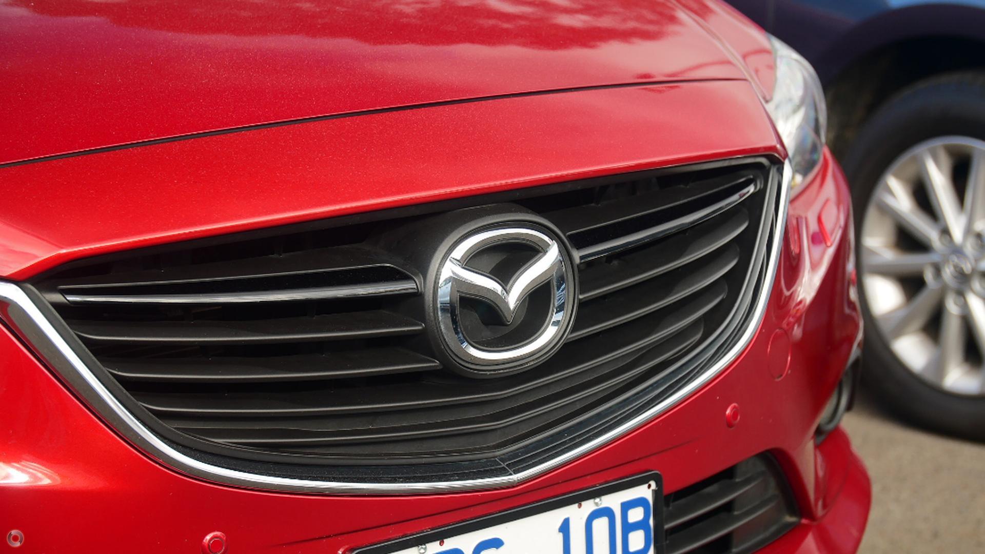 2014 Mazda 6 GT GJ