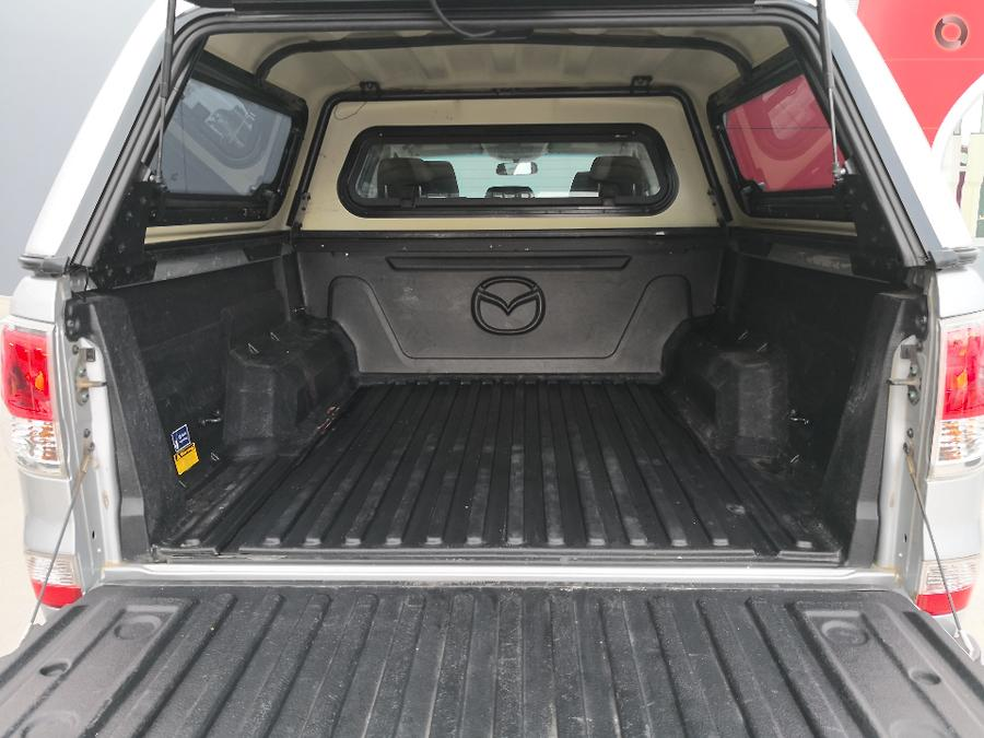 2012 Mazda BT-50 XT Hi-Rider UP