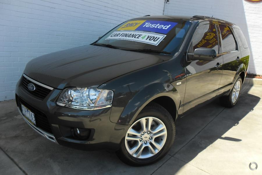 2010 Ford Territory TS Limited Edition SY MKII