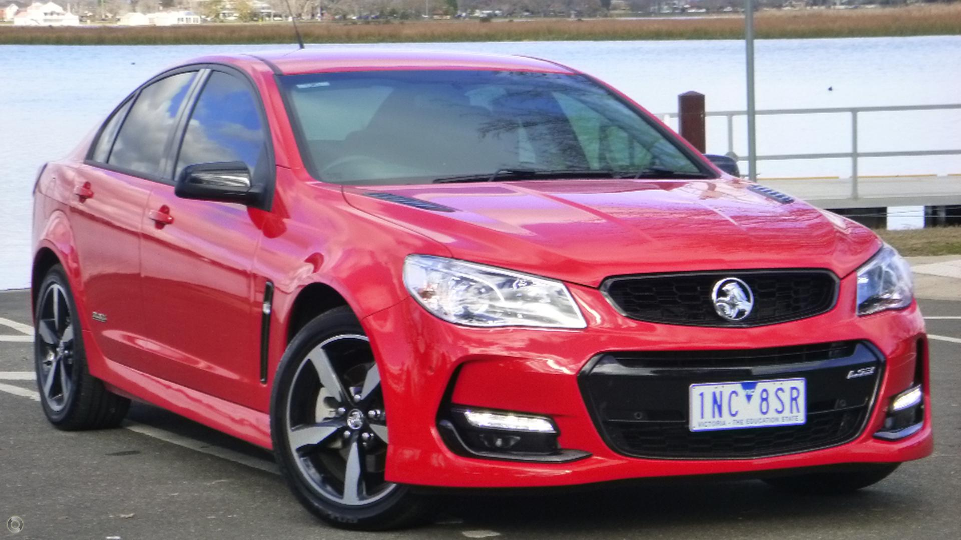 2016 Holden Commodore SS Black VF Series II