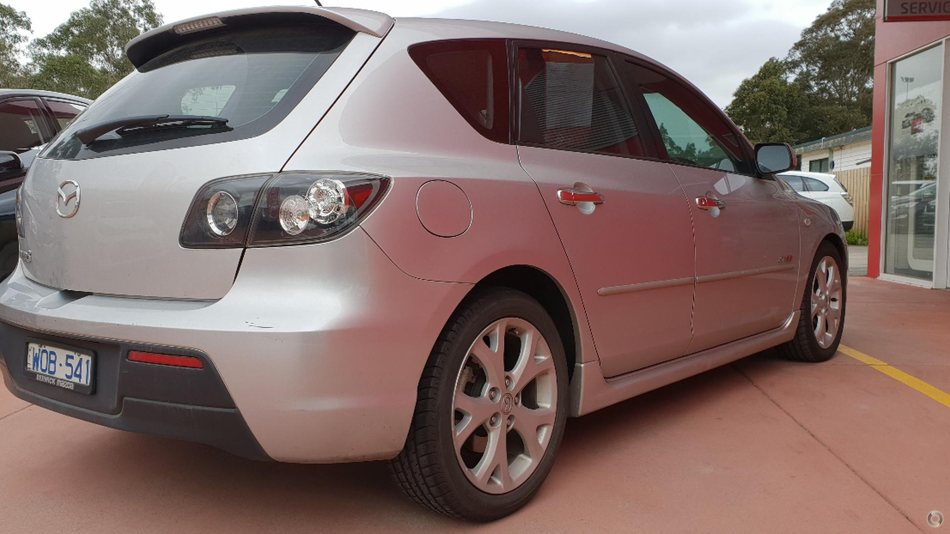 2008 Mazda 3 SP23 BK Series 2