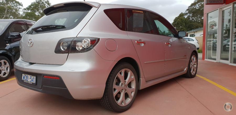 2008 Mazda 3 SP23 BK Series 2