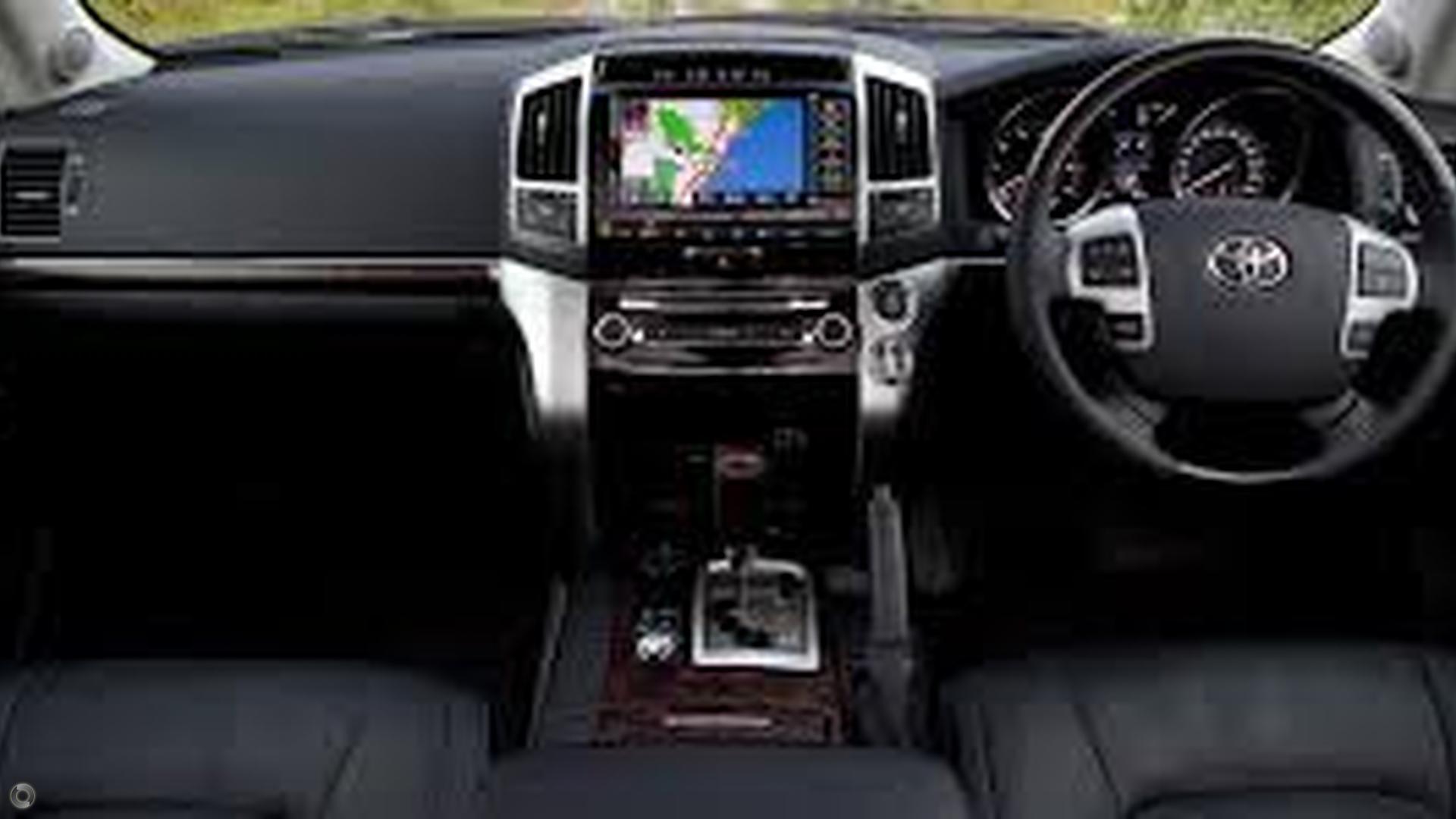 2017 Toyota Landcruiser VX VDJ200R