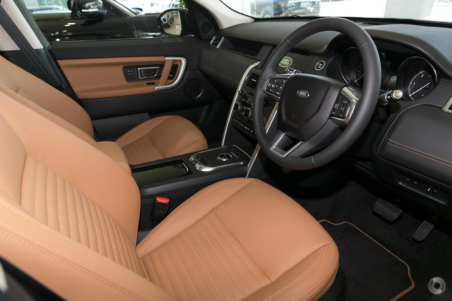 2018 Land Rover Discovery Sport SD4 HSE Luxury L550