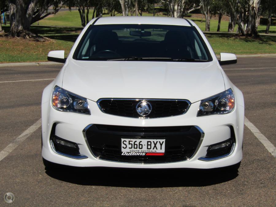 2017 Holden Commodore SV6 VF Series II