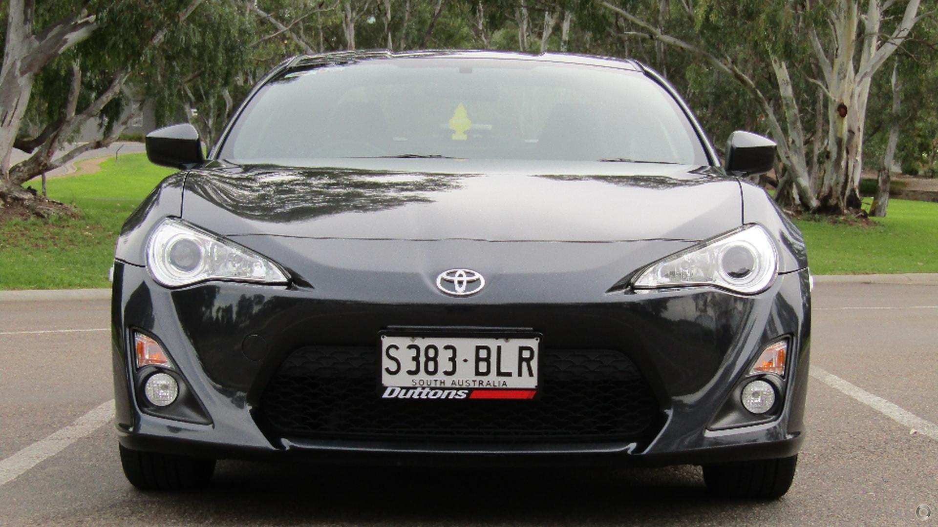 2016 Toyota 86 GT ZN6