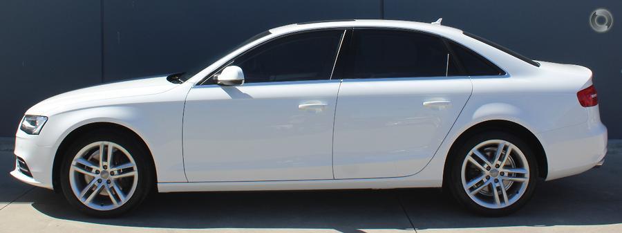 2013 Audi A4  B8