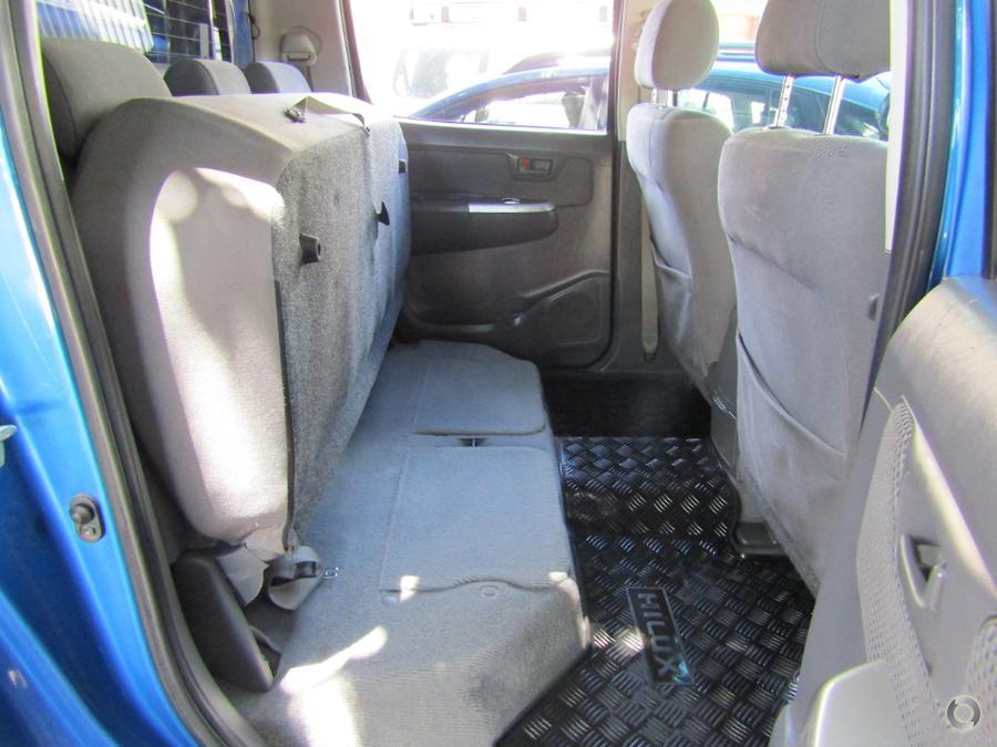 2013 Toyota Hilux SR5 KUN26R
