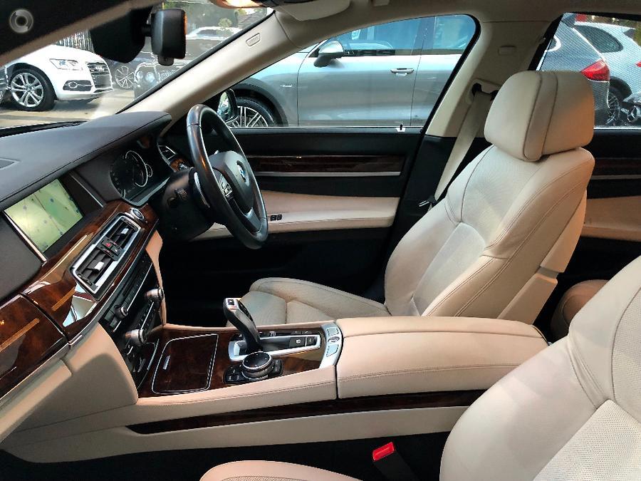 2014 BMW 730d  F01 LCI