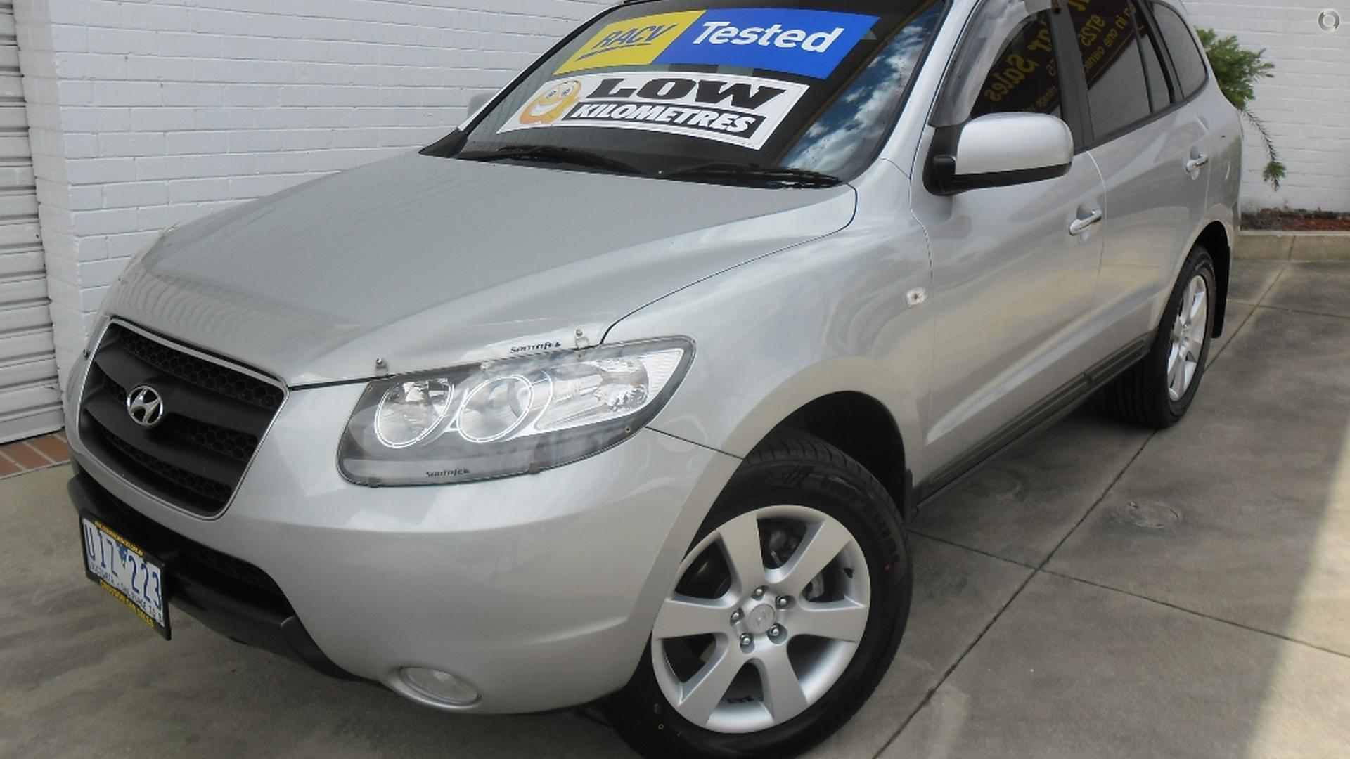 2006 Hyundai Santa Fe Elite CM