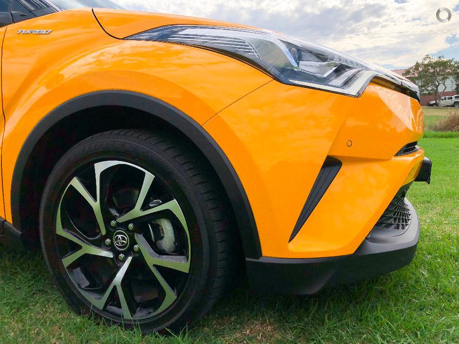 2017 Toyota C-HR Koba NGX10R