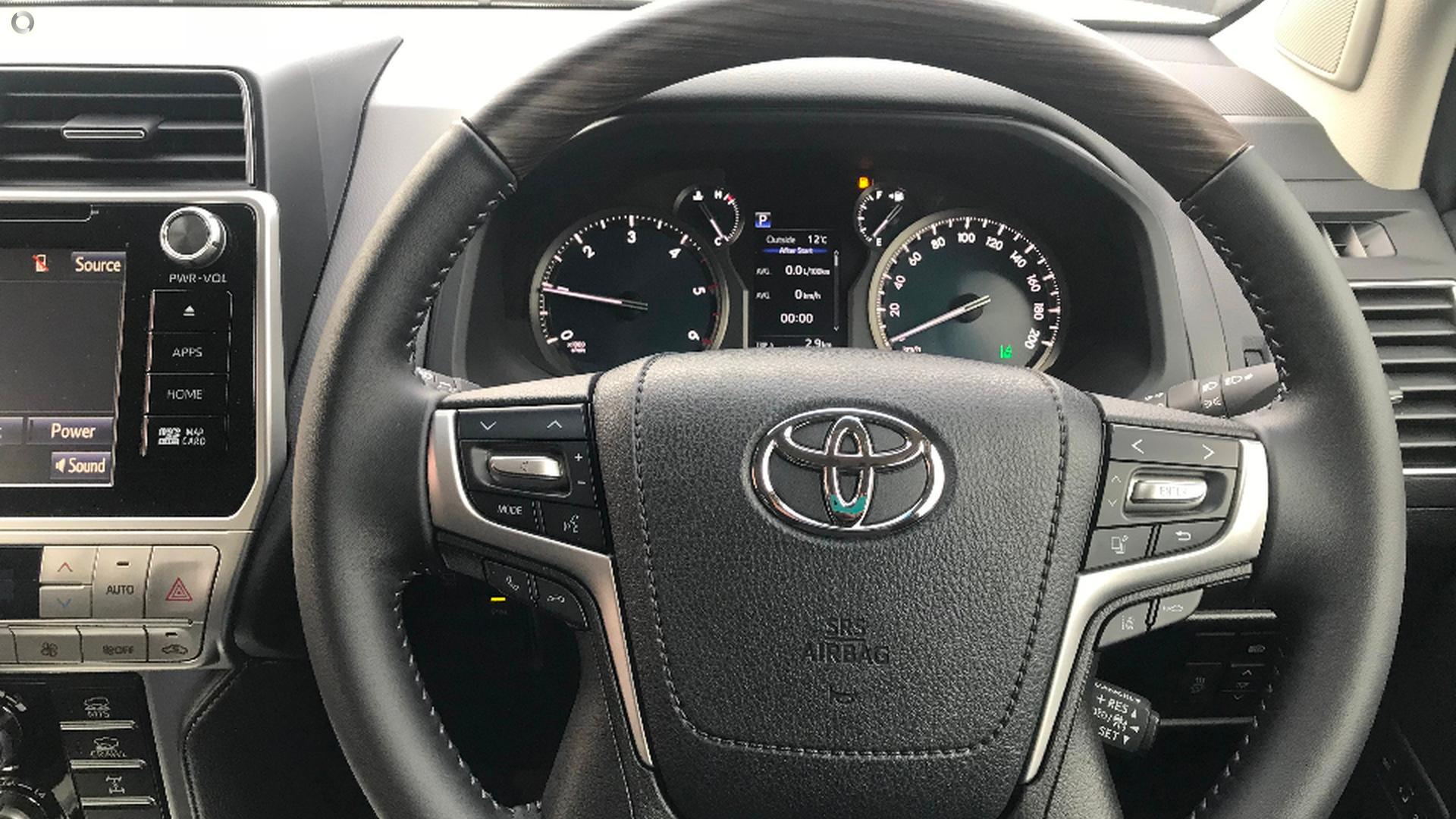 2018 Toyota Landcruiser Prado Kakadu GDJ150R