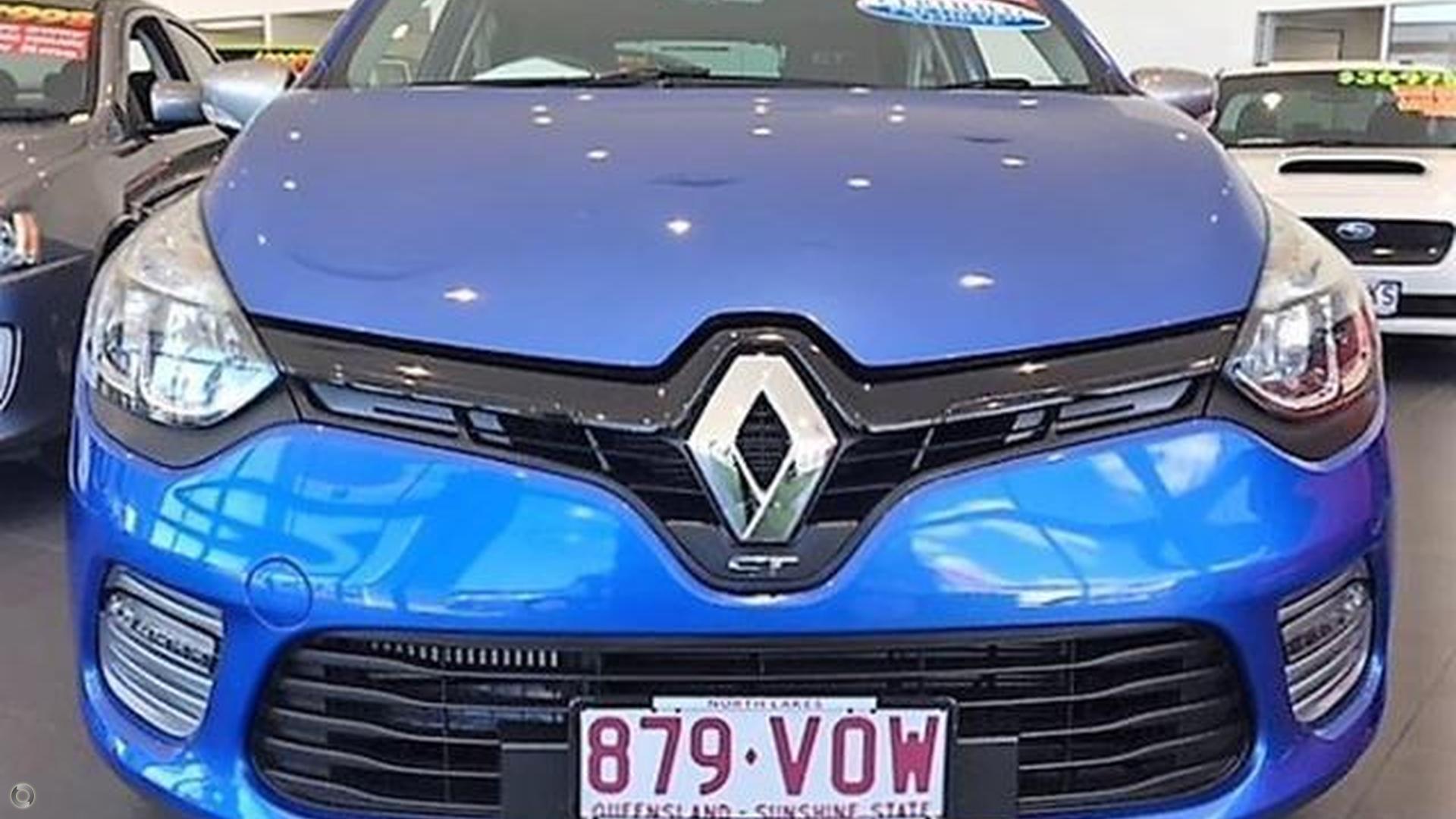 2014 Renault Clio GT IV B98