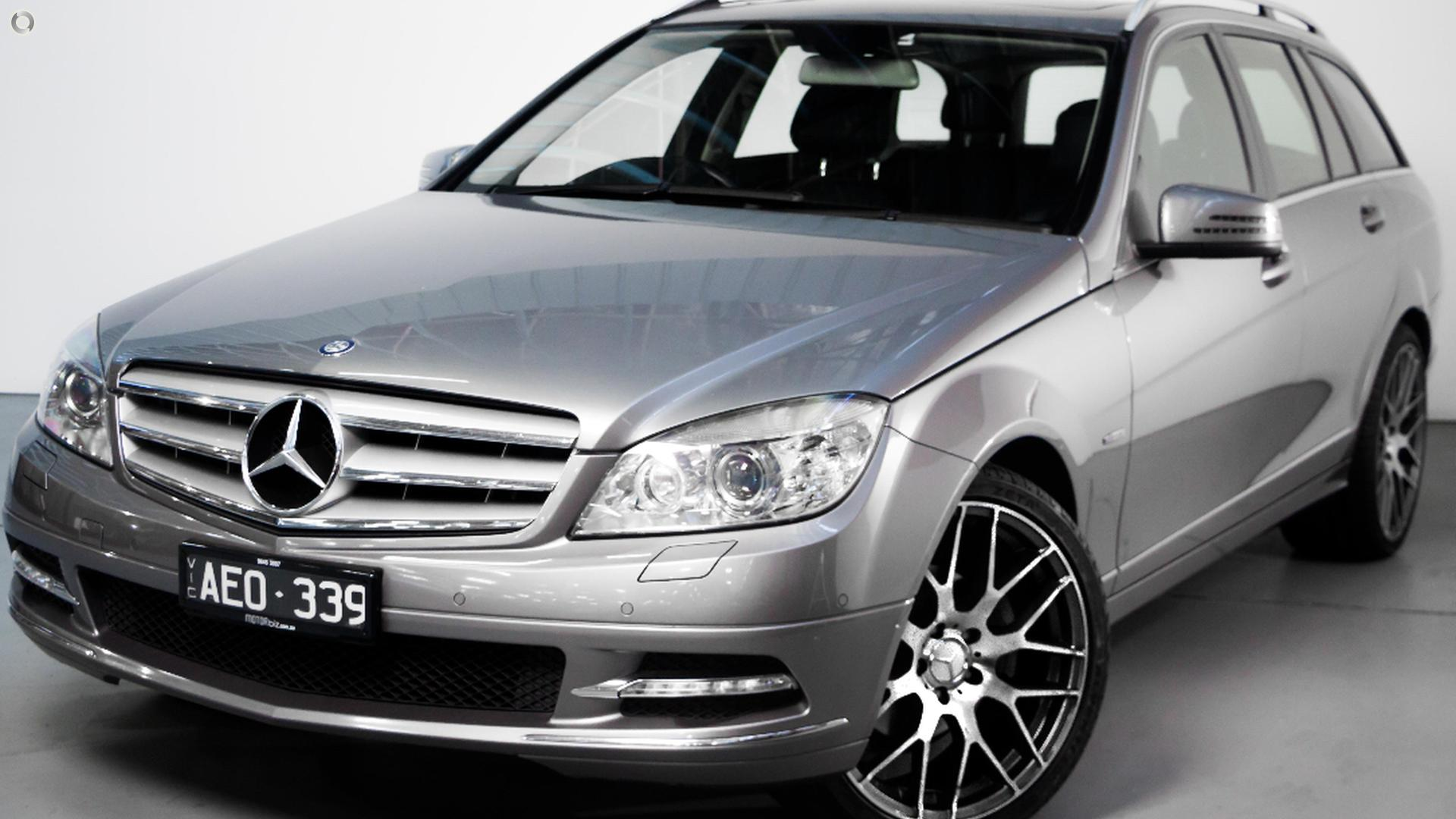 2011 Mercedes-Benz C250 BlueEFFICIENCY Avantgarde W204