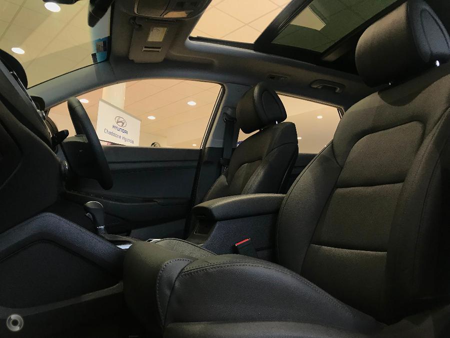 2018 Hyundai Tucson Highlander TLE2