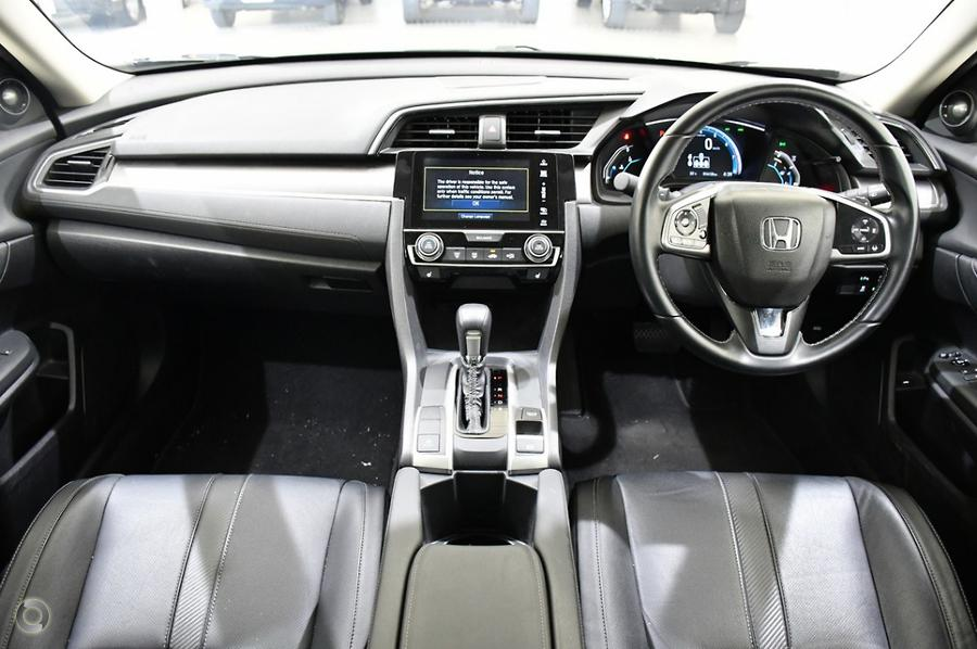 2017 Honda Civic VTi-LX 10th Gen