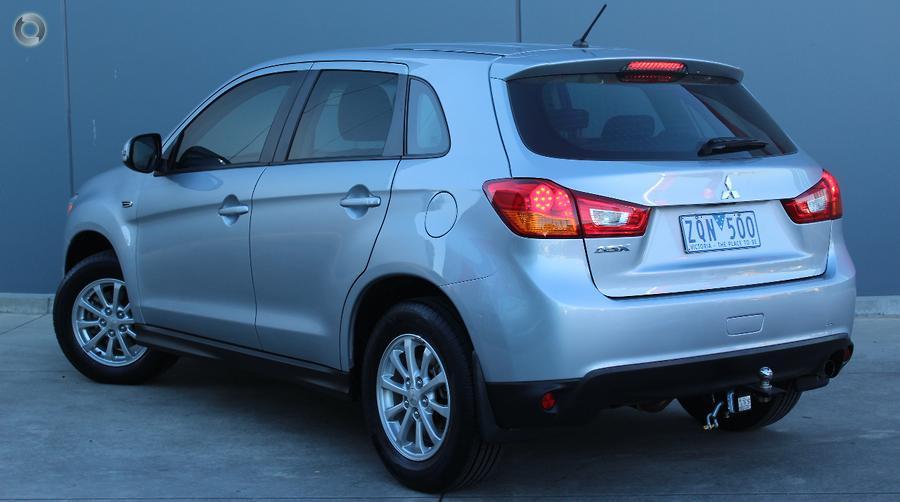 2013 Mitsubishi Asx  XB