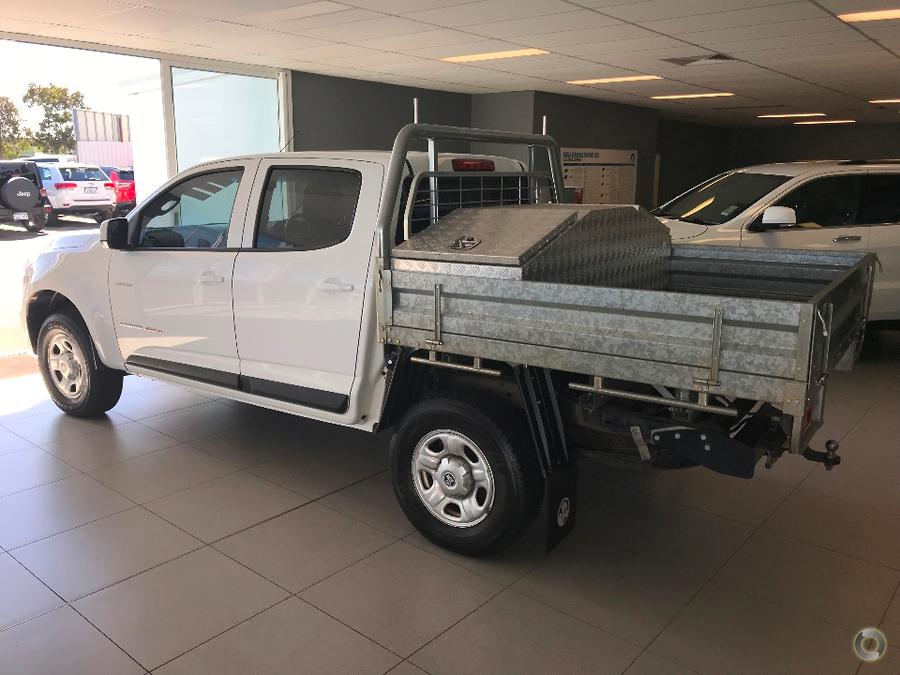 2013 Holden Colorado LX RG