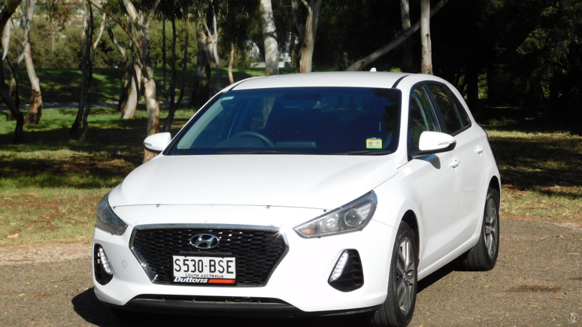 2017 hyundai i30 active pd duttons murray bridge mitsubishi. Black Bedroom Furniture Sets. Home Design Ideas