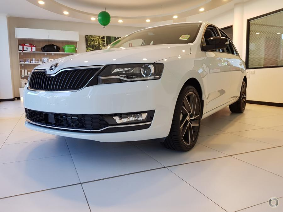 2018 ŠKODA Rapid  NH