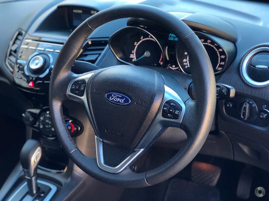 2017 Ford Fiesta Sport WZ