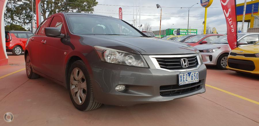 2009 Honda Accord VTi 8th Gen