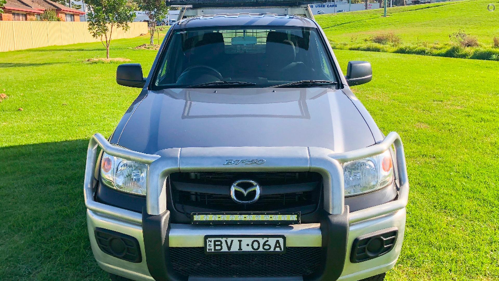 2011 Mazda BT-50 DX UN