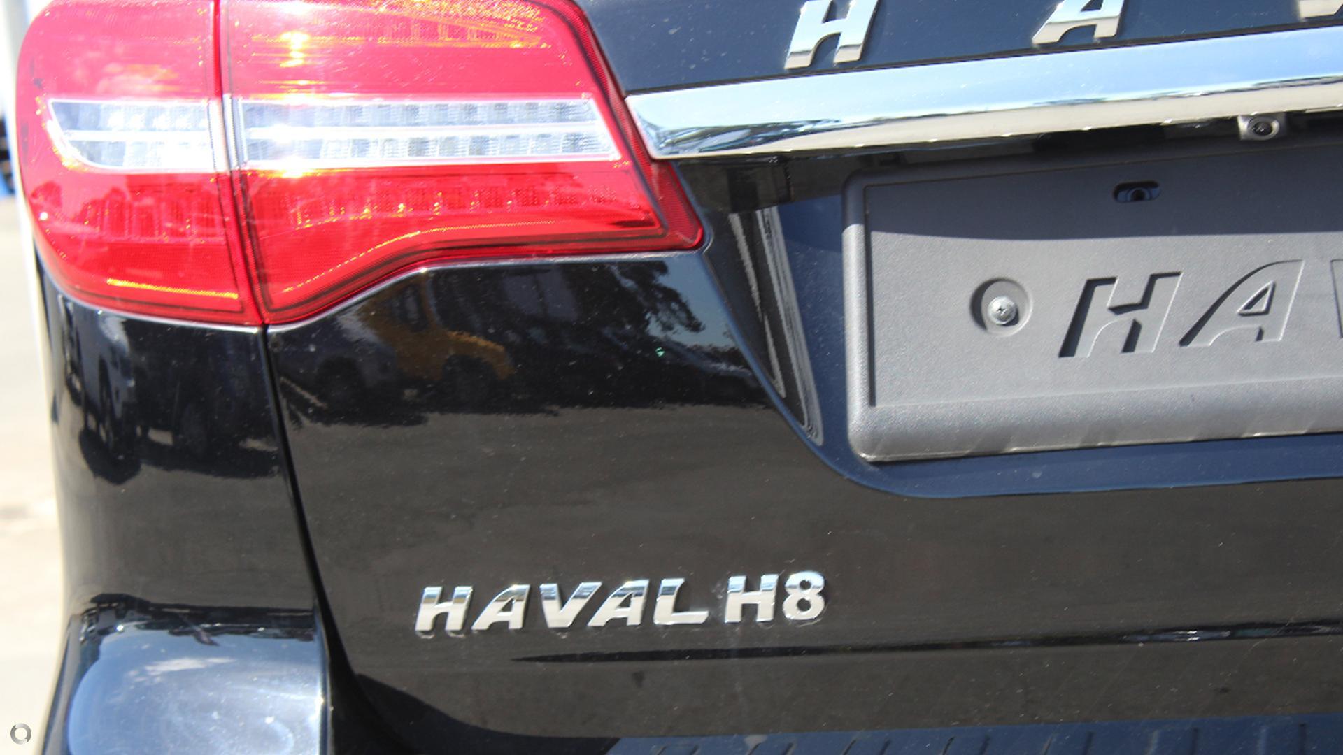 2017 Haval H8 Premium (No Series)
