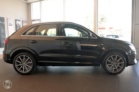 2018 Audi Q3 TFSI Sport 8U