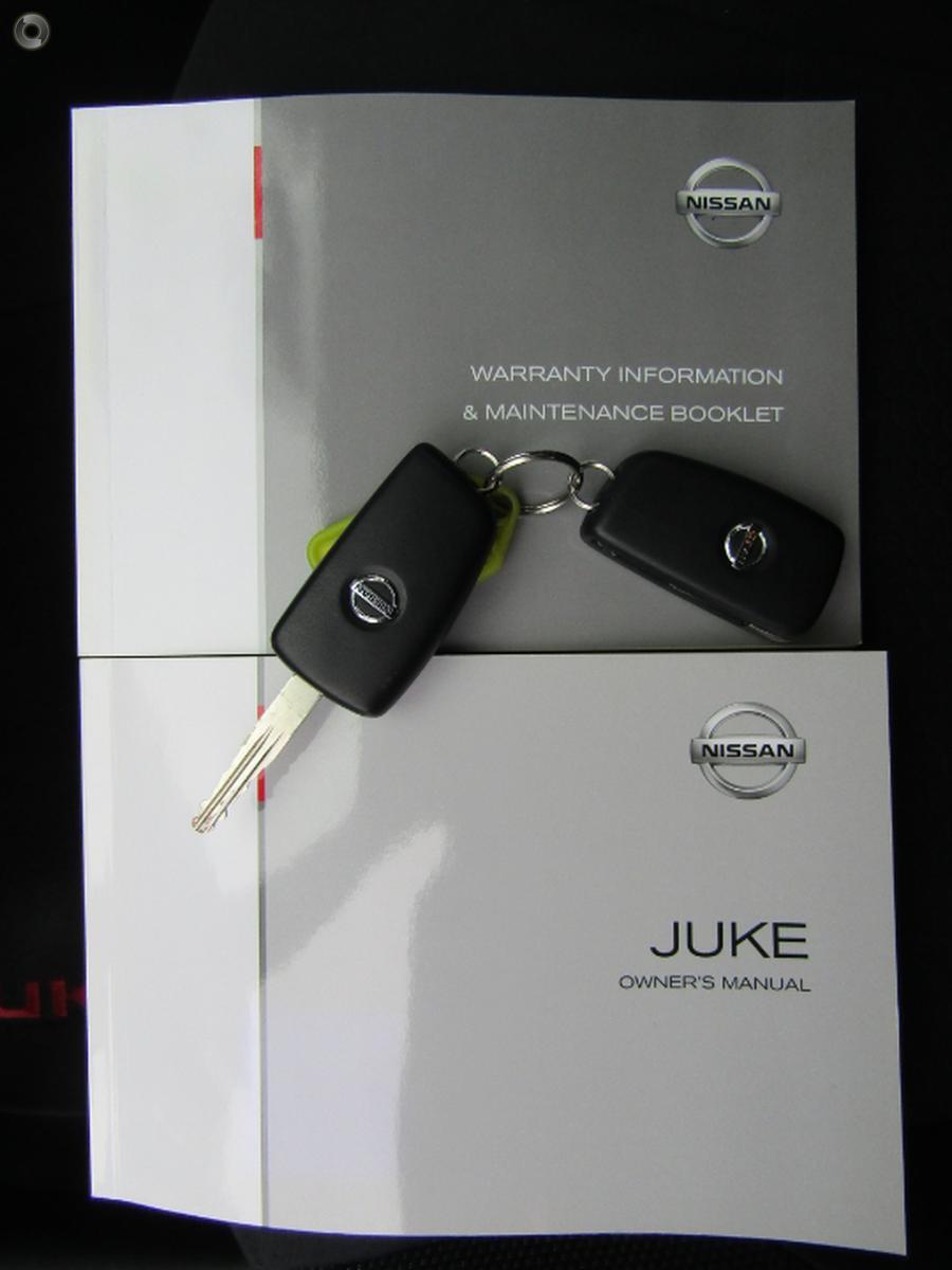 2015 Nissan JUKE ST F15 Series 2