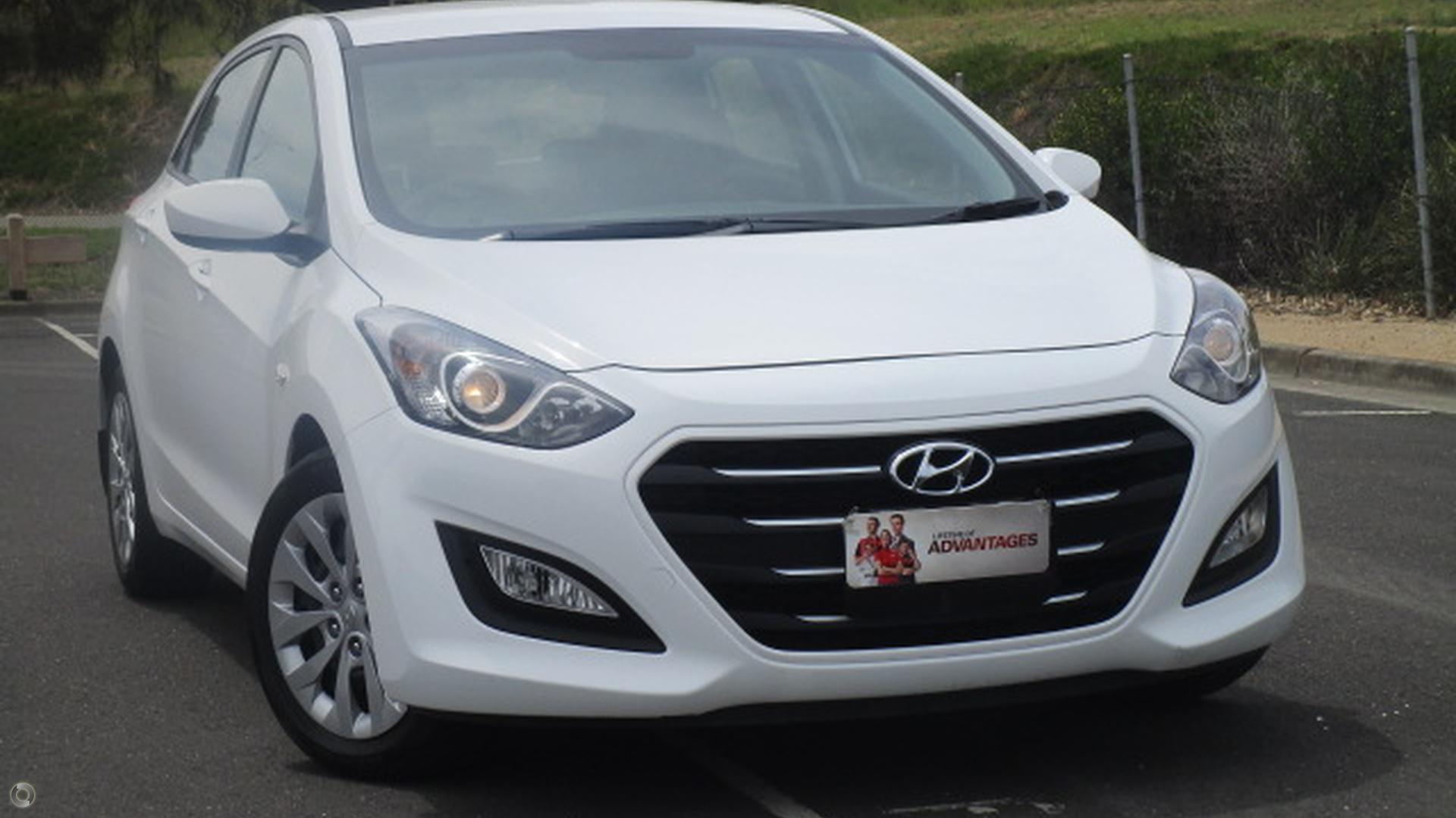 2017 Hyundai i30 Active GD4 Series II