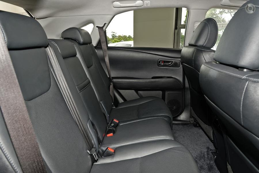 2014 Lexus RX270  AGL10R