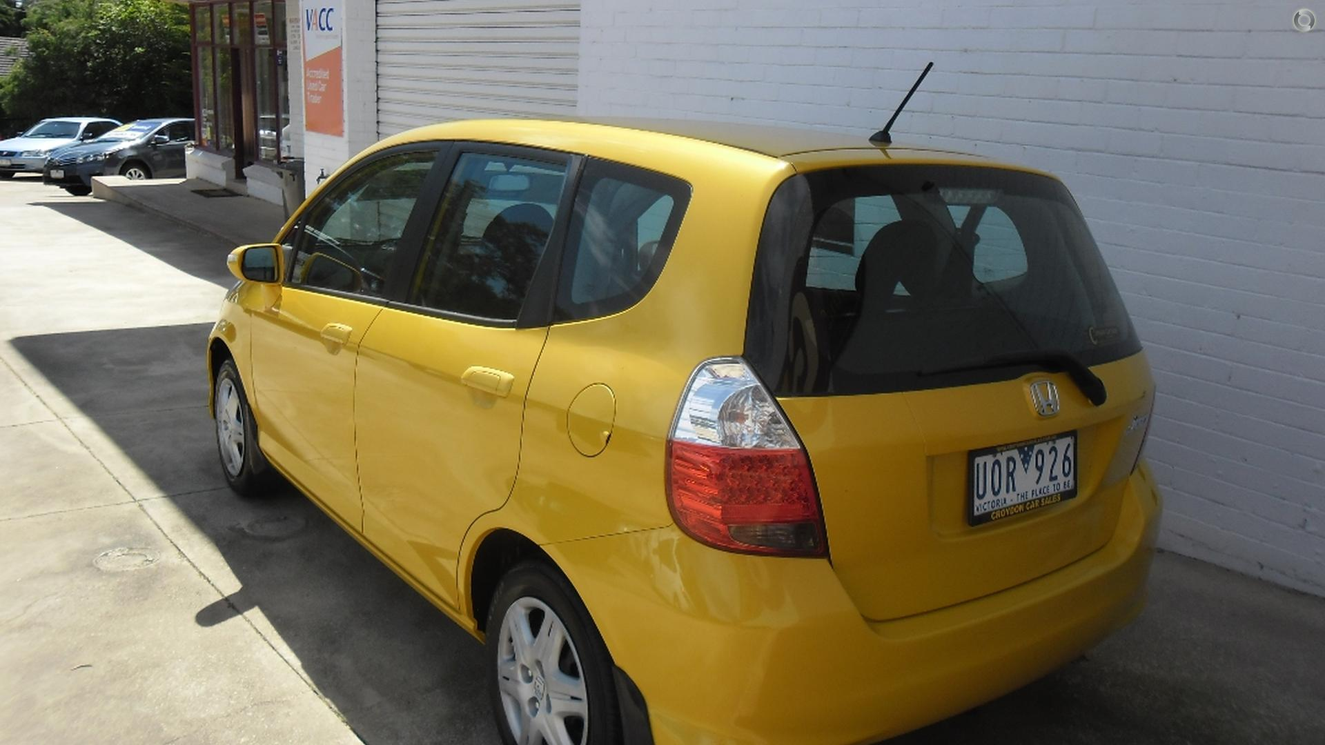 2006 Honda Jazz VTi GD