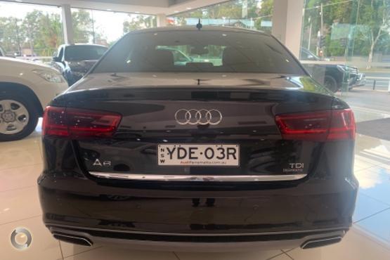 2015 Audi A6 S Line C7