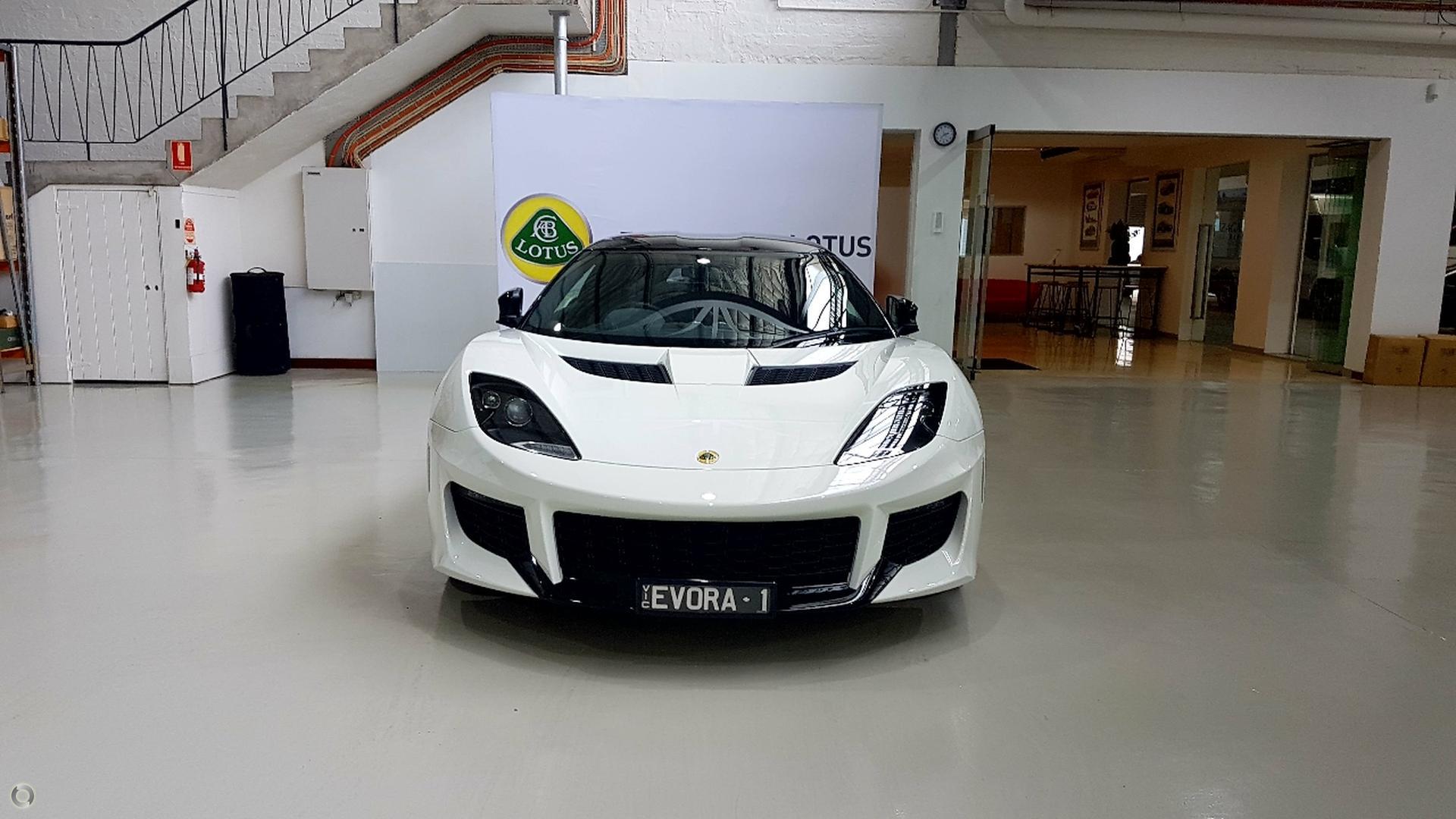 2017 Lotus Evora 400 Type 122