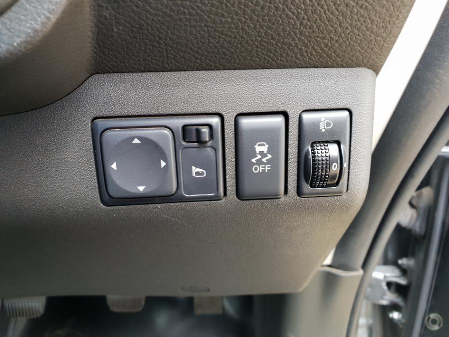 2013 Nissan Navara RX D40 Series 7
