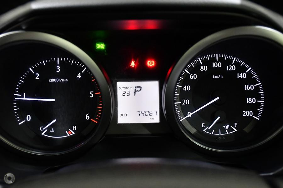 2016 Toyota Landcruiser Prado GXL GDJ150R