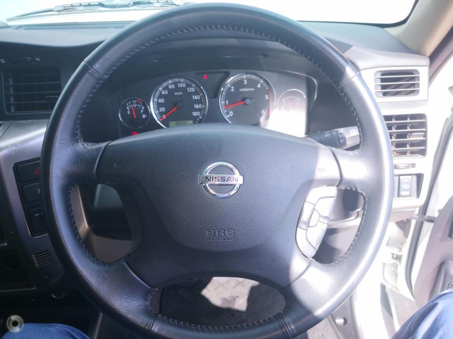 2016 Nissan Patrol ST Y61