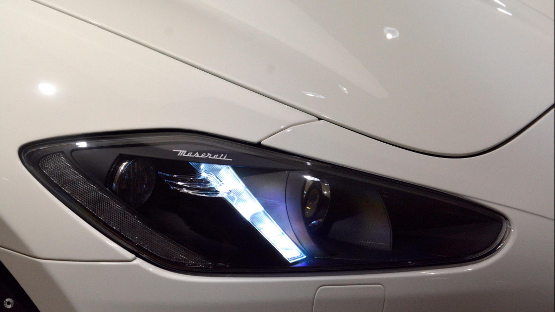 2017 Maserati GranCabrio Special Edition M145