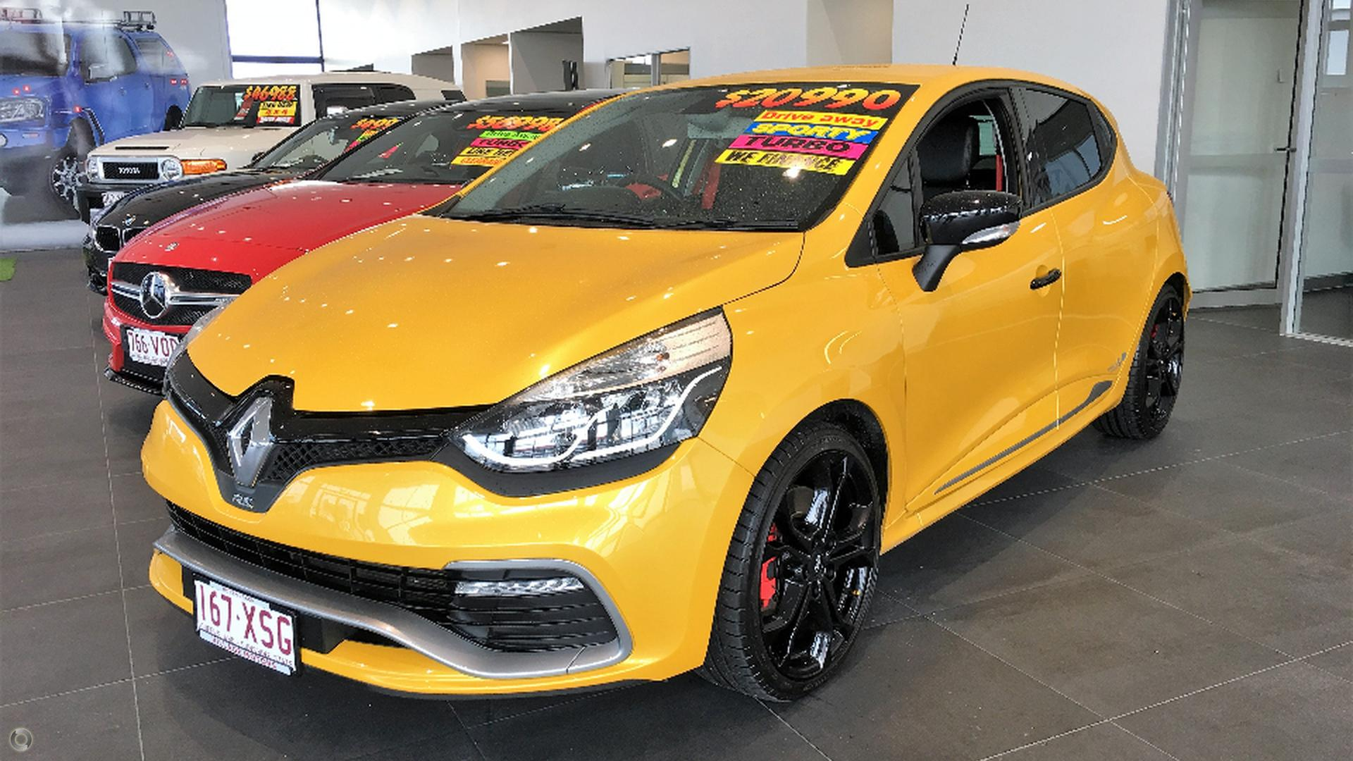 2013 Renault Clio R.S. 200 Cup Trophy IV B98